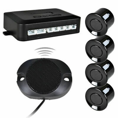Parking Rear Sensors Reversing Kit 4 Sensor Kit- OEM Speaker British Brand