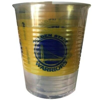 Nba Party Supplies (NBA Golden State Warriors 16oz PLASTIC CUPS (25) ~ Birthday Party)