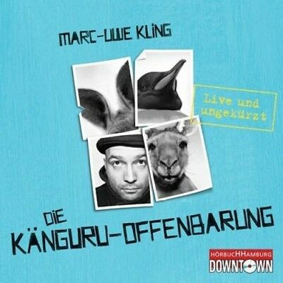 Die Känguru-Offenbarung / Känguru Chroniken Bd.3 (6 Audio-CDs) (Hörbuch) NEU