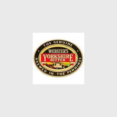 Yorkshire Bitter - Websters Yorkshire Bitter Fridge Magnet