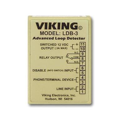 Viking Electronics VK-LDB-3 Loop and Ring Detector Board