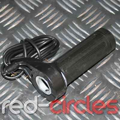 ELECTRIC BIKE BICYCLE THROTTLE TWIST SPEED CONTROLLER 12v 24v 36v 12 24 36 VOLT