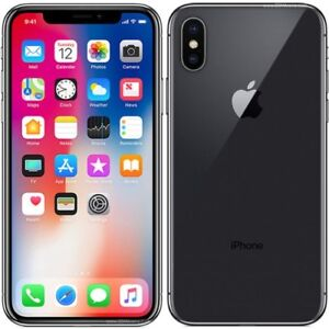iPhone x 64 GB (Black) *1 Month Old