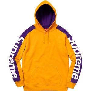 Sideline Hooded Sweatshirt color gold