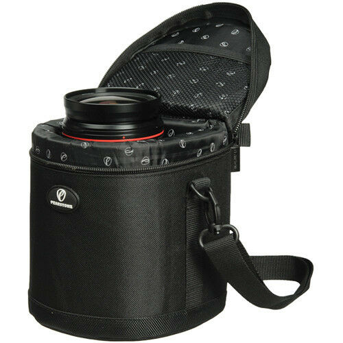Pearstone Onyx 100 Lens Case (Black)
