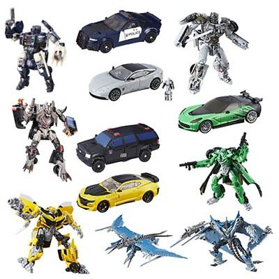 Transformers  The Last Knight Premier Deluxe Wave 4 Case