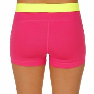 BRAND NEW Pink Nike Pro Work Out Shorts DRY FIT Kitchener / Waterloo Kitchener Area image 3