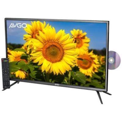 "Avgo 32"" LED TV 1080p - Black"