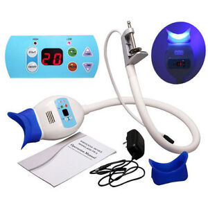 Hot-Dental-Oral-Teeth-Whitening-Cool-Light-Lamp-Bleaching-Accelerator-Arm-holder