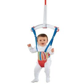 Lindham Jump About Plus Door Bouncer