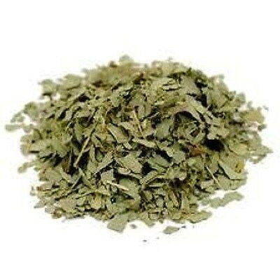 Leaf Relief - Eucalyptus Leaf Dried Cut Sifted - 2 oz - Cold, Flu & Respitory Relief