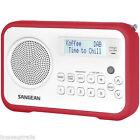 Sangean RDS Portable AM/FM Radios