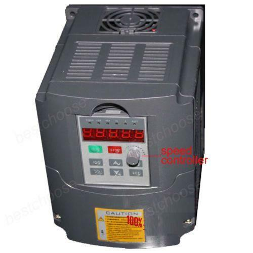 Variable frequency drive electrical test equipment ebay for Variable frequency drive motor