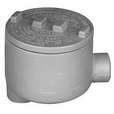 Appleton Grlb50-a Conduit Outlet Box Hazardous Location Style Lb Aluminum