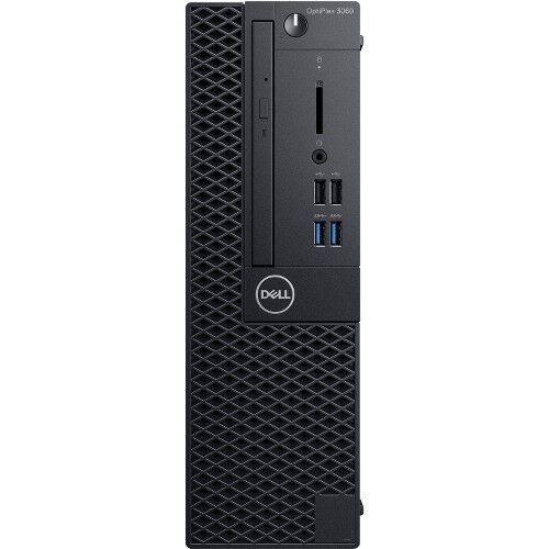 Dell OptiPlex Desktop Intel Core i5 4GB Memory 500GB Hard Drive Black OP3060SFF5FHC3