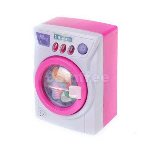 Boys Play Kitchen Set Toy Washing Machine | eBay