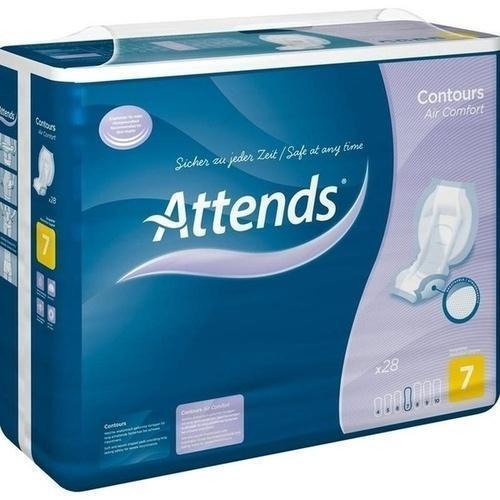 ATTENDS Contours Air Comfort 7 Neu Vorlagen 28 St