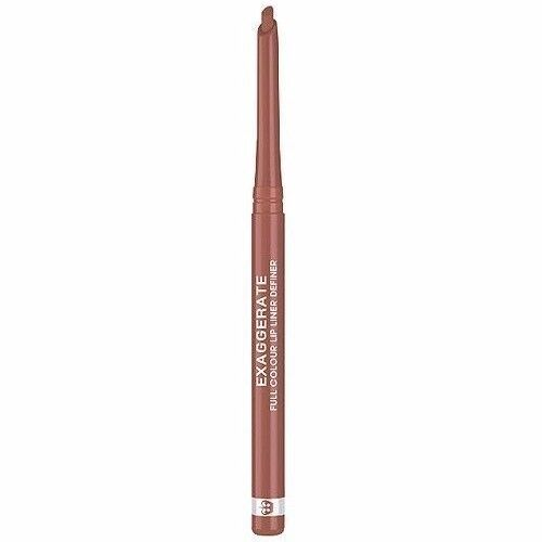 Rimmel Exaggerate Lip Liner, Natural, 0.008 oz