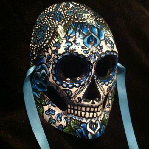 Day of The Dead Mask | eBay