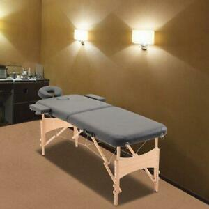 SALE @  WWW.BETEL.CA || FREE DELIVERY || Ultra Portable Beechwood Mobile Massage Table || FREE SHIPPING!!!