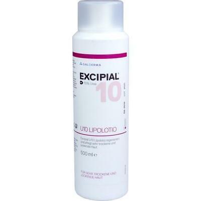 EXCIPIAL U 10 Lipolotio 500 ml PZN 9228934