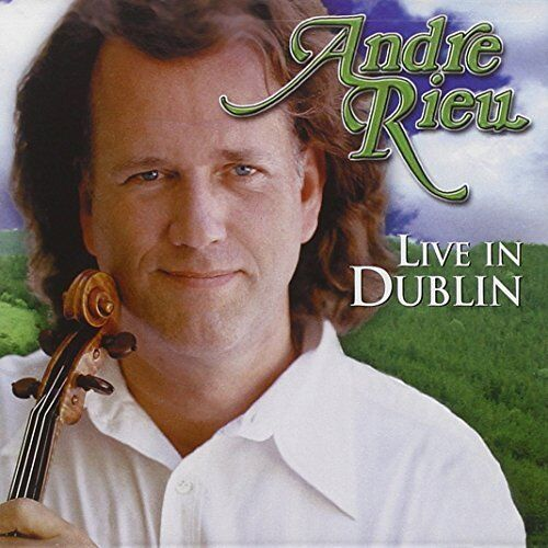 RIEU, ANDRE-LIVE IN DUBLIN - CD  (US IMPORT)  CD NEW