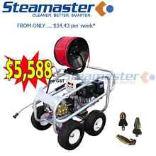 Steamaster 4000PSI/15LPM Sewer Drain Water Jetter Cleaning Machin Greenacre Bankstown Area Preview