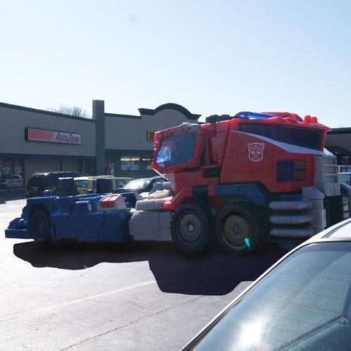 Transformers Cybertron Optimus Prime Ebay