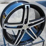 Dodge Charger SRT8 Rims