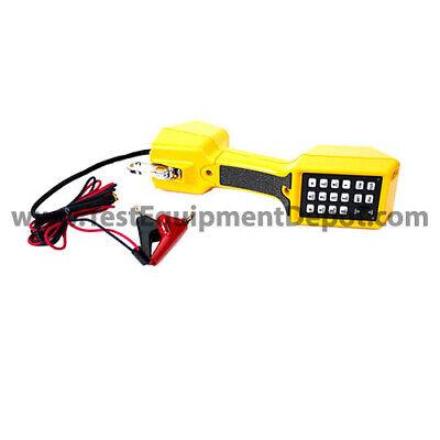 Fluke Networks 22801001 Ts22a Telephone Test Set Wpiercing Pin Clips