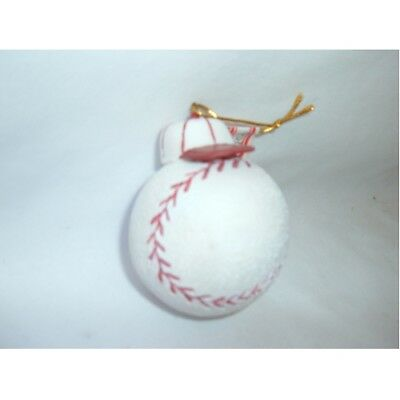 Baseball Christmas Ornament - Baseball Christmas