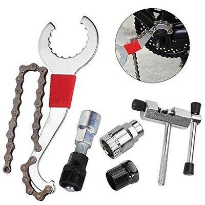 CGBOOM Kits de Herramientas de reparacion de Bicicleta Cortador de Cadena de...