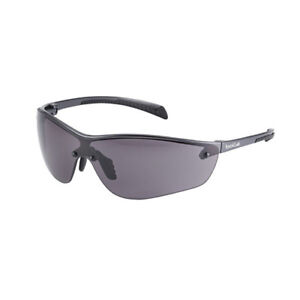 5240b60100f33 Bolle SILPPSF Silium Safety Spectacles Smoke Platinum for sale ...