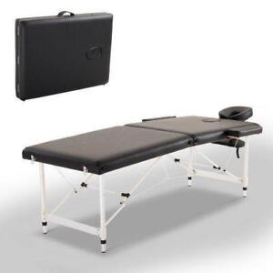 Free Delivery @ WWW.BETEL.CA!! || Premium Ultra-Light Aluminum Massage Table Bed Package || We Deliver FREE!!!