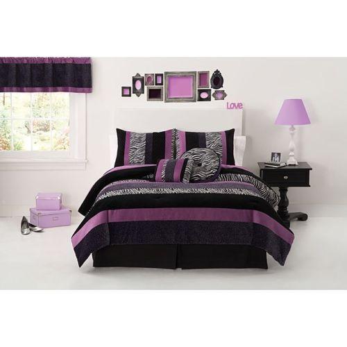 Zebra Print Queen Bed Sets Ebay