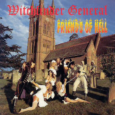 Witchfinder General   Friends Of Hell  New Cd