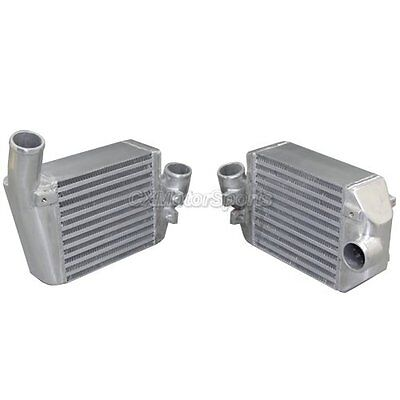 Upgraded Side Mount Intercoolers Bolt on Replacement For 00-02 Audi S4