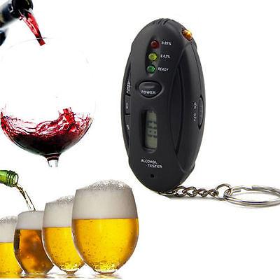 Greenwon Breathalyzer Alcohol Tester ,Digital Breath Analyzer Detector Key chain