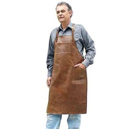 Unique Leather Apron By Iwoodlab On Etsy