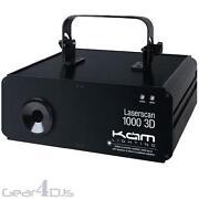 KAM Laserscan 1000 3D