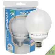 Energiesparlampe E27 Globe Dimmbar