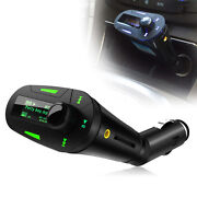 LCD Kit Car MP3 Player Wireless FM Transmitter