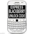 Blackberry 9320 Unlock Code