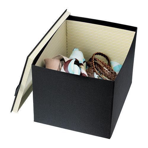 wie n tzt man kartons als deko und aufbewahrungselement zugleich ebay. Black Bedroom Furniture Sets. Home Design Ideas