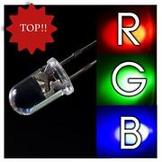 RGB LED 5mm 100
