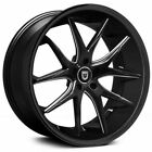 20 Offset Car and Truck Wheel and 20 Rim Diameter Tyre Packages 10 Rim Width