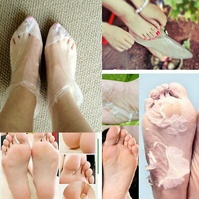 Exfoliating Feet Foot Mask Foot Care Renew Foot Dead Cracked Skin Corn Remover