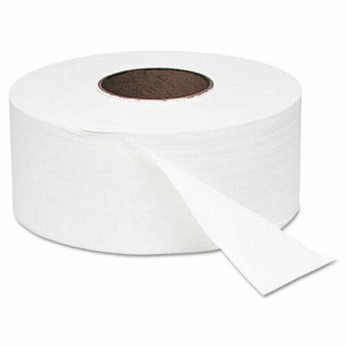 Windsoft 200 Jumbo Jr. 1-Ply Toilet Paper Rolls, 12 Rolls (WIN200)