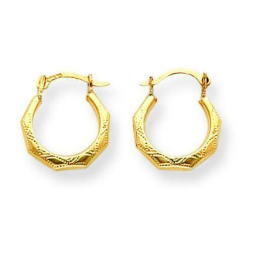 children s hoop earrings 14k gold hoop earrings ebay 1143