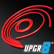 Red Silicone Vacuum Hose